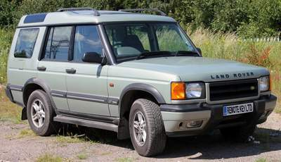 Land Rover Discovery Series Two