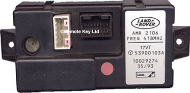 Land Rover Immobiliser and Alarm ECU's | Remote Key, UK