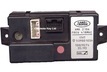Land Rover 17VT Electronic